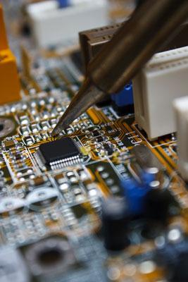 electronic lock repair